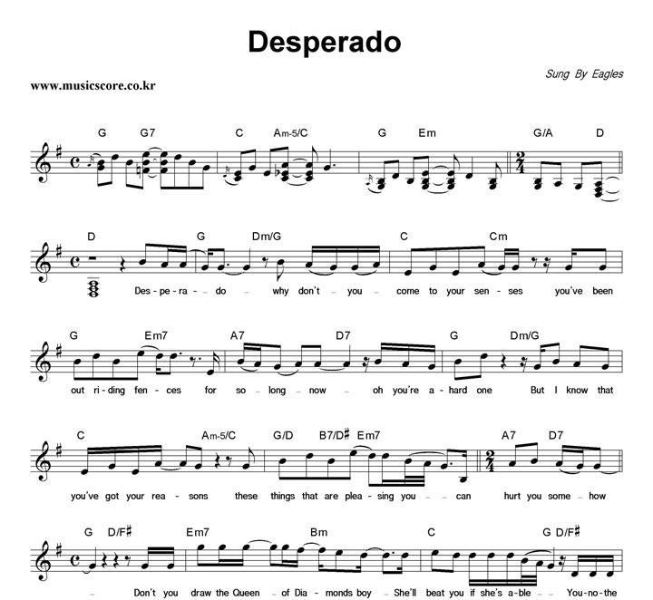 Desperado chords - irosh.info