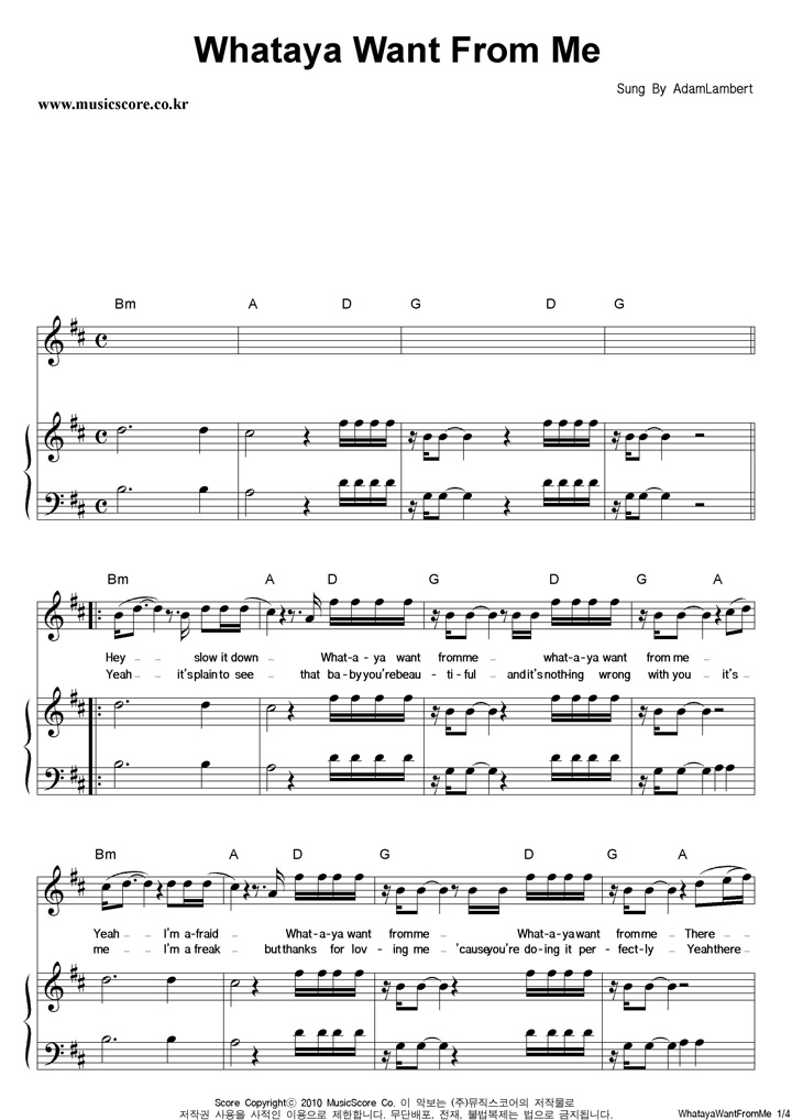 Old Fashioned What Do You Want From Me Chords Mold - Song Chords ...